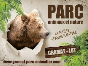 vacances lot parc animalier